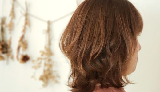気になるぺたんこ髪。