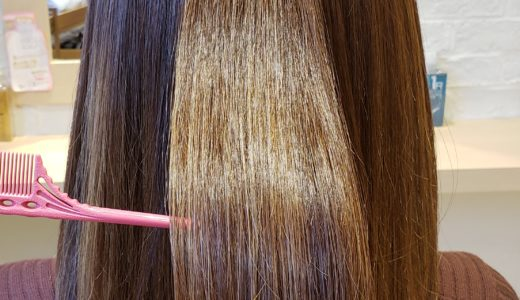 縮毛矯正後に気を付けたいヘアケアポイント