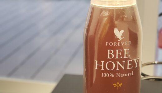 純粋100%の蜂蜜をいただきました(*^-^)